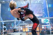 Undertaker chokeslam Edge at Summerslam-08