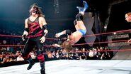Kane against Triple-H