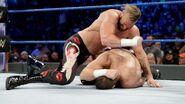 Mike beating down Zayn