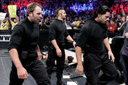 Shield Debut Survivor Series