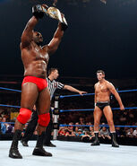 Cody-Rhodes against Ezekiel-Jackson