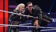 The-Miz with Maryse at WrestleMania 33