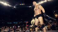 Goldberg on Monday Night Nitro