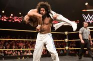 No-Way-Jose vs Andrade-Almas