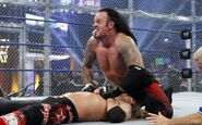Undertaker beat Edge