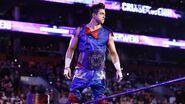TJ as Cruiserweight Champion