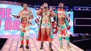 The New Day at Roadblock 2016