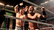 Curtis Axel The Miz