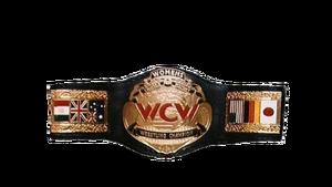 WCWWomenCruiserweightChampion