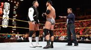 Alex Riley Confronts Michael McGuillicutty