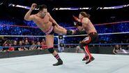Tye-Dillinger kicked Styles