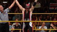 Sami Zayn NXT debut
