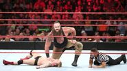 Braun-Strowman defeated James