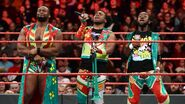New Day on Raw