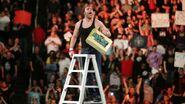 Ambrose winning the MITB