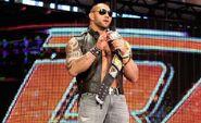 Batista as WWE-champion