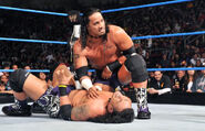 The Usos 2012