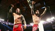 The Usos TagTeam Champions