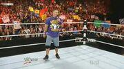 Cena after TLC