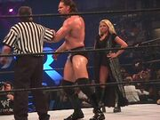 Val Venis and Trish WWF - King of the Ring 2000