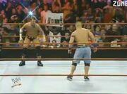 John Cena faces CM Punk