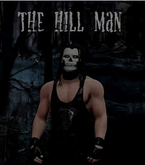 The Hill man
