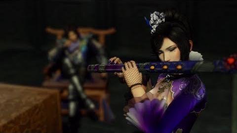 Dynasty Warriors 8 - All Wei Kingdom Event Cutscenes (English)