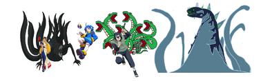 Jinjuriki and Perfect Chaos