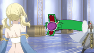Shadow Rasengan vs Lucy Heartfilia