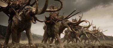 Battle of Pelennor Mumakil