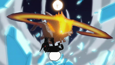 Eclipse Gate Destroyed by Natsu and Atlas Flame