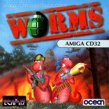 Worms - 1995 - Team17 Software