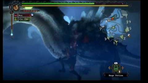 Monster hunter tri - Lagiacrus 10min kill
