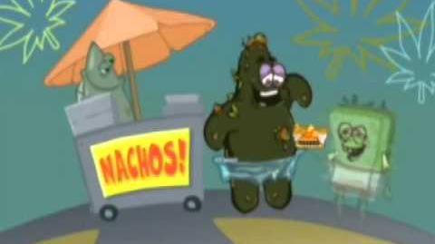 SpongeBong Hemppants ''ANOTHER HASHBRICK in the WALL''