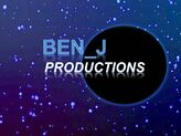 Ben J Productions Logo (May 2017-)