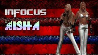 The Canadain Barbarian Infocus Aisha