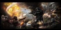THE WAR AGAINST INFECTIONN (Wyattopia vs Zombie Outbreak)