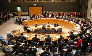 Security Council UN