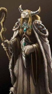 Female-tauren-shaman
