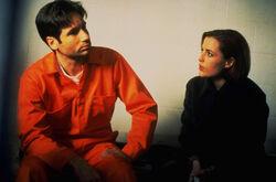 Mulder Scully Prison Demons
