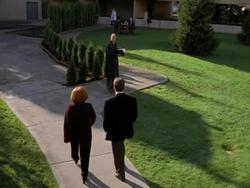 Dana Scully Detective Kresge Doctor Ernest Calderon Emily
