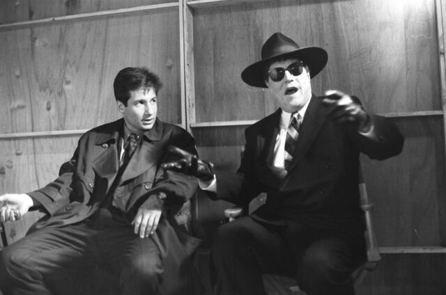 File:David Duchovny and Dennis Lipscomb.jpg