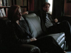 Scully Mulder Office Werber Hypnosis