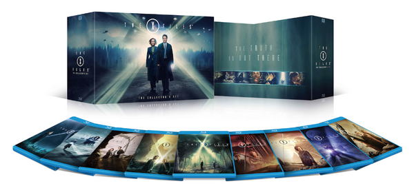 The X-Files Blu-ray Collection 001