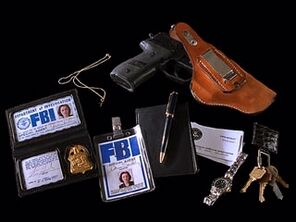 Scully P228 Props