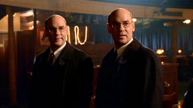 File:Walter Skinner and Jimmy Bond disguised as Skinner.jpg
