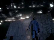 Mulder Alien Ship Strughold Mine Paper Clip