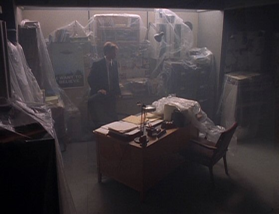 File:X-Files Office under wraps.jpg