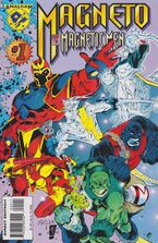 Magneto and the Magnetic Men Vol 1 1
