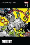 Extraordinary X-Men Vol 1 1 Hip-Hop Variant